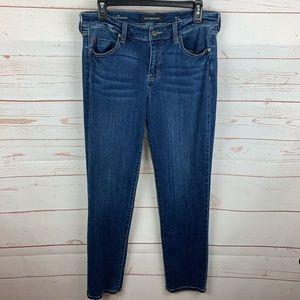 Liverpool | The Slim Boyfriend High Rise Jeans